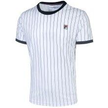 Fila Tshirt Stripes weiss Herren