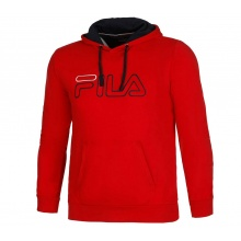 Fila Sweathoody William rot Herren