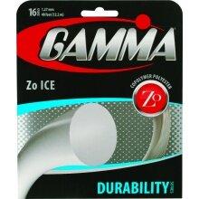 Gamma Zo Ice 1.27 natur Tennissaite