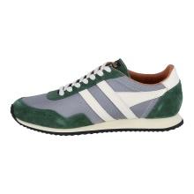 Gola Track Mesh 317 grau/grün Sneaker Herren