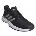adidas GameCourt 2021 schwarz/silber Allcourt-Tennisschuhe Herren