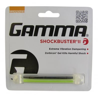 Gamma Schwingungsdämpfer Shockbuster II neongrün/schwarz