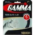 Gamma Live Wire Tour Elite schwarz Squashsaite