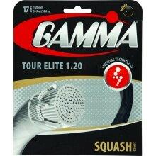 Besaitung mit Gamma Live Wire Tour Elite