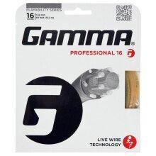 Gamma Live Wire Professional natur Tennissaite