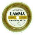 Gamma Tennissaite Live Wire XP natur 110 Meter Rolle