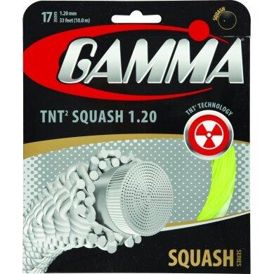 Gamma TNT² gelb Squashsaite