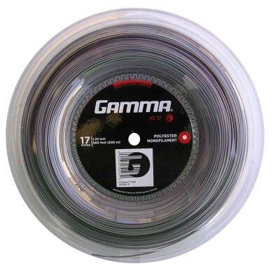 Gamma iO silber 200 Meter Rolle