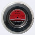 Genesis Black Magic schwarz 200 Meter Rolle