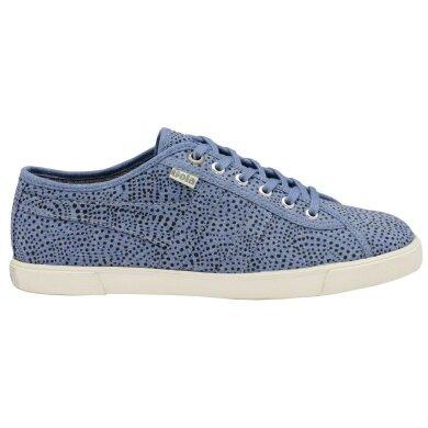 Gola Aster Denim Print blau Sneaker Damen