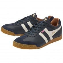 Gola Harrier Elite navy/weiss Sneaker Herren