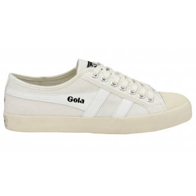 Gola Coaster Canvas weiss Sneaker Damen