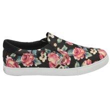 Gola Delta Floral schwarz Sneaker Damen