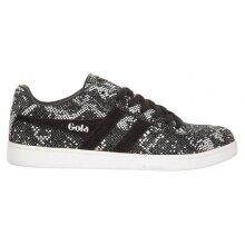 Gola Equipe Reptile schwarz Sneaker Damen