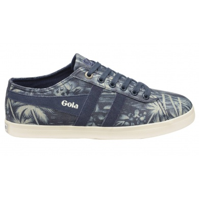 Gola Jasmine Pacific Canvas blau Sneaker Damen