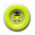 Grapplesnake Tennissaite Liquid Neon Dust (Haltbarkeit+Touch) gelb 200m Rolle