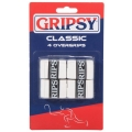 Gripsy Classic Overgrip 4er weiss