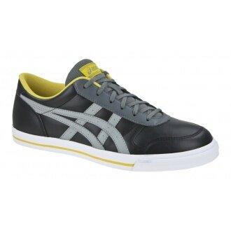 Asics Aaron schwarz/grau Sneaker Herren