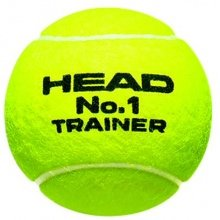 Head No. 1 Trainer Tennisbälle 4er