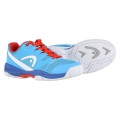 Head Nitro Carpet 2016 blau Indoor-Tennisschuhe Kinder
