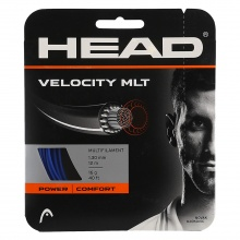 Head Velocity MLT blau Tennissaite