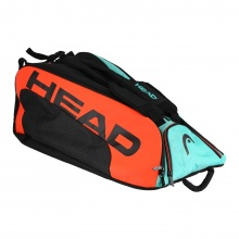 Head Racketbag Tour Team 12R Monstercombi 2019 schwarz/blaugrün