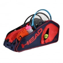Head Racketbag Core 9R Supercombi navy/rot