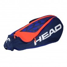 Head Racketbag Combi Junior Rebel 2019 navy/orange