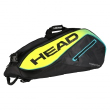Head Racketbag Tour Team Extreme 9R Supercombi 2017 schwarz