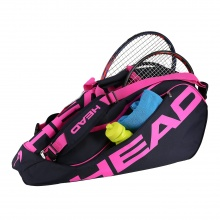 Head Racketbag Team LTD 9R Supercombi 2017 navy/pink