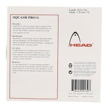 Head Squash Pro G 1.30 natur Squashsaite