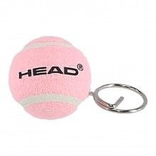 Head Schlüsselanhänger Tennisball pink