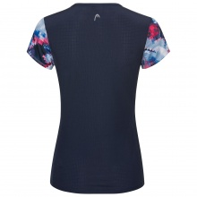 Head Shirt Mia 2019 royalblau/dunkelblau Girls