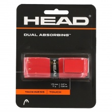 Head Basisband Dual Absorbing 1.75mm rot