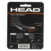 Head Dual Absorbing 1.75mm Basisband rot