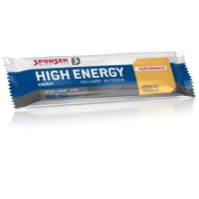 Sponser Energy High Energy Riegel Beere (30er Box)