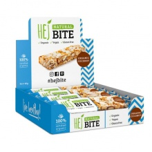HEJ Natural Bite Kokosnuss 8x40g Box