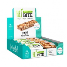 HEJ Natural Bite Mandel/Salz 8x40g Box