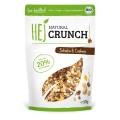 HEJ Natural Crunch Müsli Schokolade&Cashew 375g Beutel