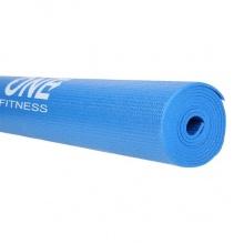 HMS Fitness YM01 Fitness-/Yogamatte One blau 3mm
