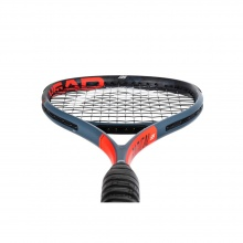 Head Squashschläger Graphene 360+ Radical 135 135g/kopflastig - besaitet -