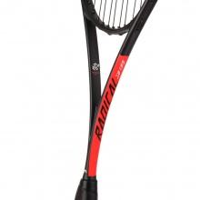 Head Squashschläger Graphene 360+ Radical 135 Slimbody 135g/ausgewogen - besaitet -