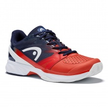 Head Sprint Pro 2.0 Clay 2018 rot/blau Tennisschuhe Herren