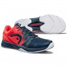Head Sprint Pro 2.5 Carpet 2020 navy/rot Indoor-Tennisschuhe Herren