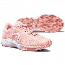 Head Revolt Pro 3.0 Clay 2020 rose Tennisschuhe Damen