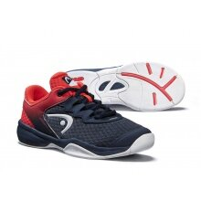 Head Sprint 3.0 Carpet 2020 navy/rot Indoor-Tennisschuhe Kinder