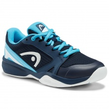 Head Sprint 2.5 Carpet navy Indoor-Tennisschuhe Kinder