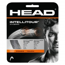 Head Tennissaite IntelliTour (Armschonung+Kontrolle) grau 12m Set