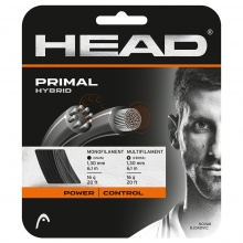 Head Primal grau Tennisaite