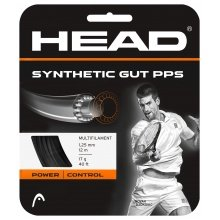 Head Synthetic Gut PPS schwarz Tennissaite
